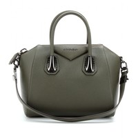 mytheresa.com -  Antigona Small leather tote  - Luxury Fashion for Women / Designer clothing, shoes, bags