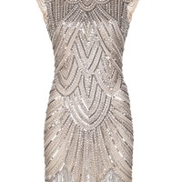 Naeem Khan Embellished Fringe Dress - Marissa Collections - Farfetch.com