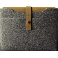 Leather Retina Macbook Pro Sleeve