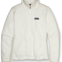 Patagonia Micro D Quarter-Zip Fleece Pullover - Women's