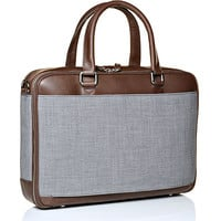 Grey Portfolio Bag Bag12317 | Suitsupply Online Store