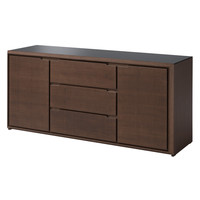 Domitalia Arc Sideboard - Brown
