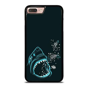 MINIMALIST JAWS iPhone 8 Plus Case