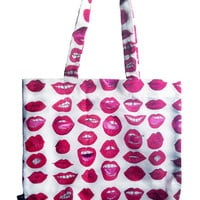 Sexy Lips Tote