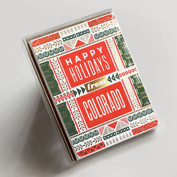 Happy Holidays from Colorado Boxed Set