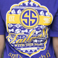 Tailgate With The Best   Simply Southern  | PURPLE