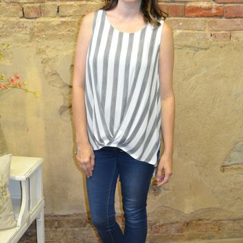 Heat Wave Striped Top