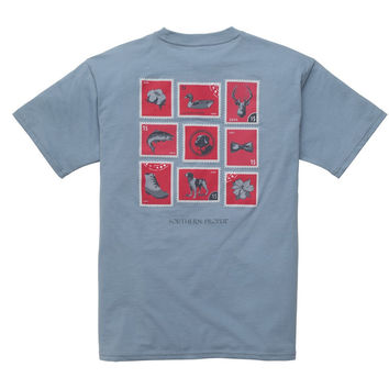 Southern Proper - Southern Stamp Tee