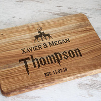 Harry Potter Cutting Board Always Gift Wedding Cutting board Custom Cutting board Personalised Wedding Gift Chopping board