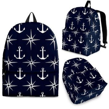 Nautical Backpacks