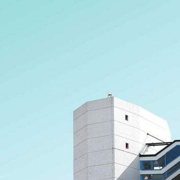 Urban Architecture - London, United Kingdom 2 - Art Print
