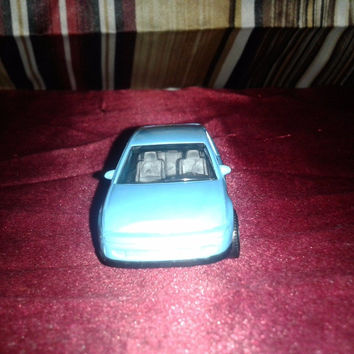 Matchbox 2010 Mickey Mouse Ford Focus Character Car.