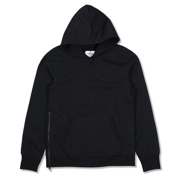 Heavyweight Side Zip (Black)
