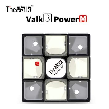 QIYI VALK3 M 3x3x3 Magic Puzzle Cube VALK Power3 Christmas Gifts Children Educational Learning Toy Puzzle Speed Cube Magico Cubo