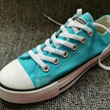 """""""Converse Chuck Taylor All Star"""" Women Sport Casual Low Help Shoes Canvas Shoes Classi"""