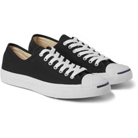 Converse - Jack Purcell Canvas Sneakers | MR PORTER