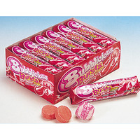 Bubblicious Bubble Gum Bursts Packs: 12-Piece Box