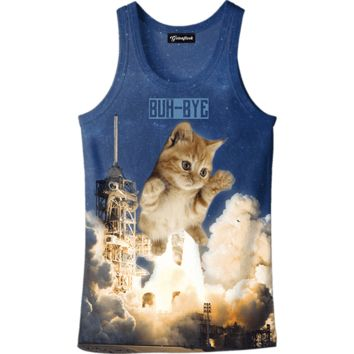 Kitty Rocket Tank
