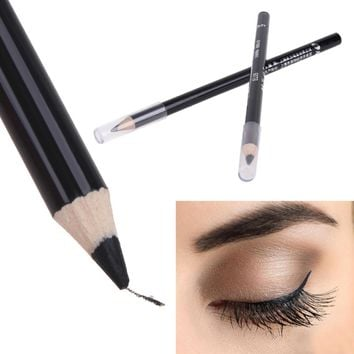 Black Eyeliner Pencil 2pcs Set