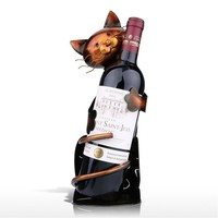 Cat Shaped Bottle Holder