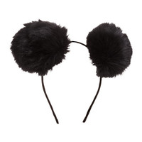 H&M Hairband with Pompoms $12.99