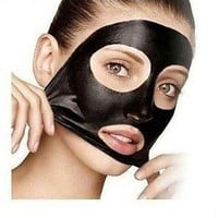 Beauty Care Face Nose herbal Blackhead Remover mask face pore strip 10pcs.