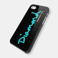 Diamond Supply Logo NDR - iPhone 5 Case - iPhone 4 / 4S Case