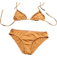Eres swimsuit ERES Brown