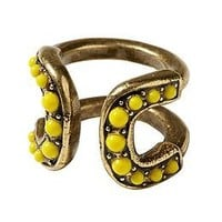 Giles & Brother Cortina Cab Ring | Piperlime