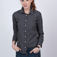 White Dot Petit Seam Shirt