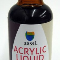 Sassi Acrylic Liquid 1 Ounces