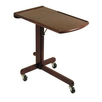 Winsome Wood 94423 Olson Adjustable Laptop Cart