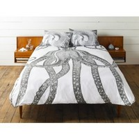 Thomas Paul Bedding - Octopus Duvet Cover
