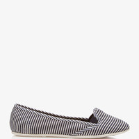 Canvas Slip-Ons | FOREVER 21 - 2040496122