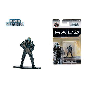 Jada Nano Figures Halo Wave 2- Jameson Locke