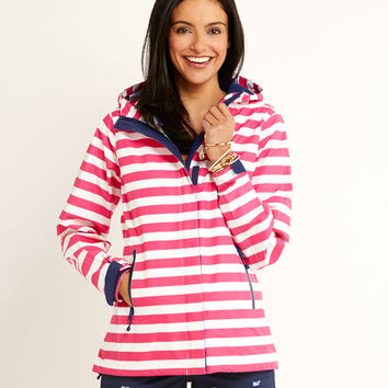 Shop Stripe Printed Stow & Go at vineyard vines