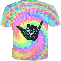 Tyedye Good Vibes