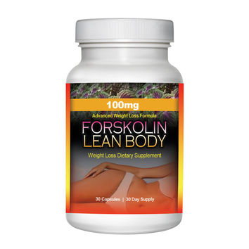 Forskolin Pure Coleus Forskohlii Root for Weight Loss (30 Capsules)- Burn Fat and Double Your Weight Loss