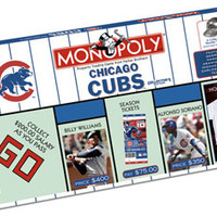 Chicago Cubs Collectors Edition MONOPOLY