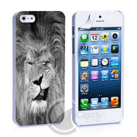 Funny Lion Smiling iPhone 4s iPhone 5 iPhone 5s iPhone 6 case, Galaxy S3 Galaxy S4 Galaxy S5 Note 3 Note 4 case, iPod 4 5 Case