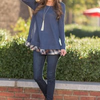 Dare To Be Preppy, Navy