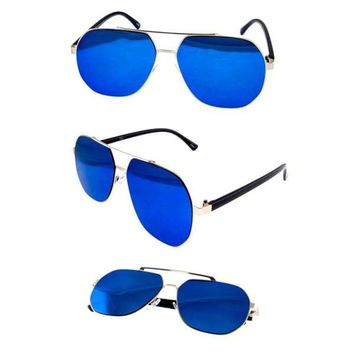 It's a G-Thang Metal Framed Aviator Sunglasses