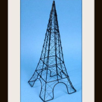 Eiffel Tower Wire Form