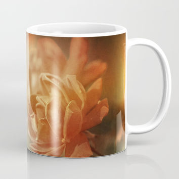 Sometimes We Touch Coffee Mug by Theresa Campbell D'August Art