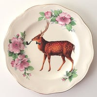 Dapper Deer plate
