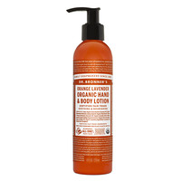 Orange Lavender Organic Lotion - 8 oz.