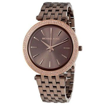 MDIGDC0 Michael Kors MK 3416 Women's Darci Brown Watch
