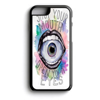 psychedelic art iPhone 4s iPhone 5 iPhone 5c iPhone 5s iPhone 6 iPhone 6s iPhone 6 Plus Case | iPod Touch 4 iPod Touch 5 Case