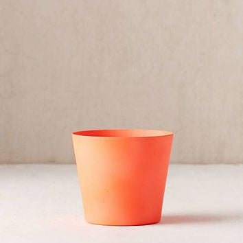 "Brighton 4"" Painted Planter 