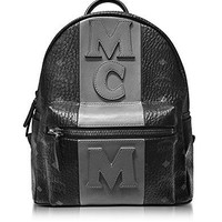 Mcm Men's MMK7AVE27BK001 Black Pvc Backpack